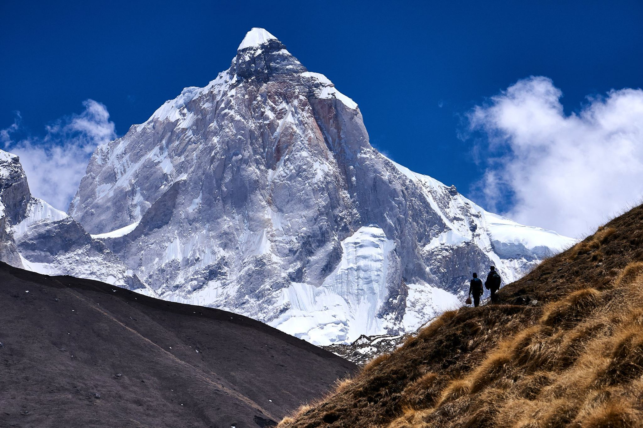 Гарвалски Хималаи, Индия